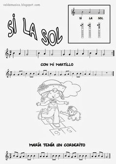 VALDEMÚSICA: INICIACIÓN A LA FLAUTA DULCE Flauta Melodica, Recorder Music, Music Class, Music For Kids, Clarinet, Flute, Musicals, Education, Words