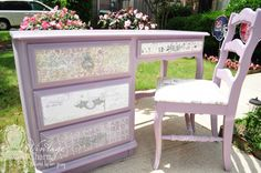 how to decoupage drawer fronts, painted furniture, BM Iris desk redo with decoupaged drawer fronts Refurbished Furniture, Repurposed Furniture, Furniture Makeover, Painted Furniture, Furniture Projects, Furniture Making, Diy Furniture, Furniture Design, How To Decopage Furniture