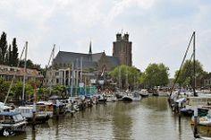 De Grote Kerk in Dordrecht, als in het schilderij uit de Beyoncé clip!