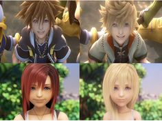 Kingdom Hearts II :}