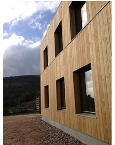 1000 images about casa prefabricada de madera y paja pasiva on pinterest madrid - Casas de madera madrid ...