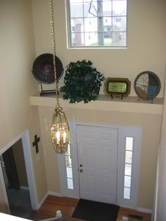 Great plant shelf ideas new home pinterest more for Pot shelf decorating ideas