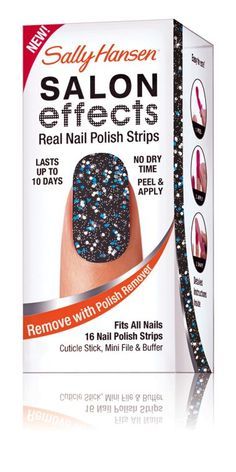 A little something to keep the holiday whimsy going- this is my go-to nail look for New Years Eve.