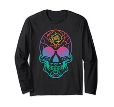 Unisex Day of The Dead Celebrate Fun Shirt Small Black My... https://www.amazon.com/dp/B077F6WFGV/ref=cm_sw_r_pi_dp_x_HshdAbYXA4QN8