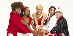 The cast of High School Musical had an epic reunion