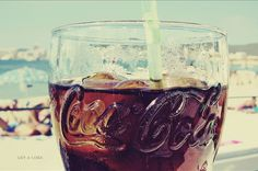 always coca-cola.