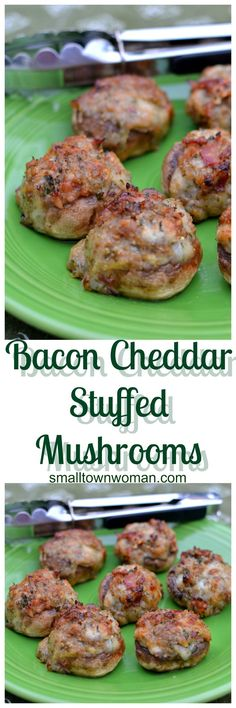 Made these for hubby and he loved them.  I am sure if you love mushrooms you will too!
