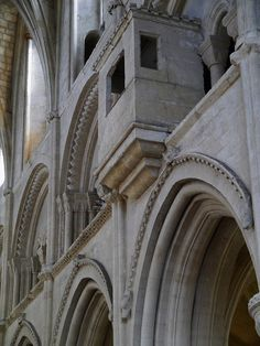 Malmesbury Abbey by jacquemart, via Flickr