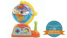 premio Globo interactivo de Vtech sorteo