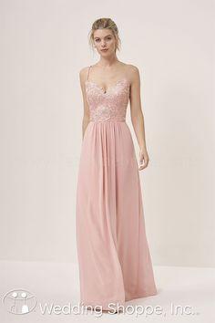 Jasmine Sweetheart A-line P196058 Bridesmaid Dress