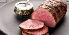 Filet Mignon Roast, Beef Recipes, Healthy Recipes, Bbq Meat, French Food, Winter Food, Steak, Good Food, Brunch