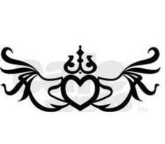My BFF tattoo for Jessica..claddagh