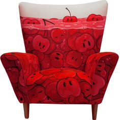 If I ever have a girl, this is going in her awesome room. Zutto Wingchair by Zutto