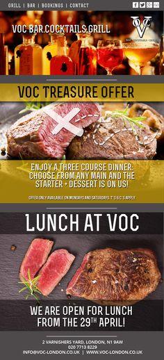 VOC April Newsletter