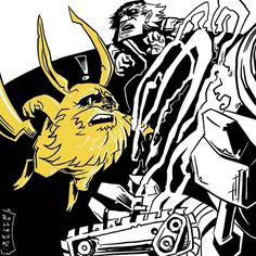 """""""Your retinas burn white-hot as BONESAW THE GOLURK explodes before you."""" #twittergames #dnd #roleplay #game #RPG CATCH UP ON PIKACHOOSE YOUR OWN ADVENTURE AT MY BIO LINK! http://ift.tt/1XaZco2 PLAY HERE AND ON TWITTER: https://twitter.com/rollinkunz #DoodleDungeon #dd #pokemon #illustration #blackandwhite #ink #chooseyourownadventure #artistsoninstagram #pikachu #illustration #sketch #art #artist #drawing #artwork #instaart #dungeonsanddragons #doodles #character #dungeondrawingdudes…"""