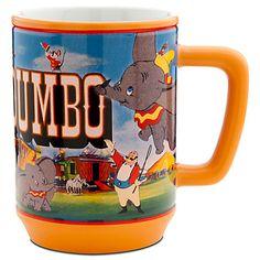 Movie Moments Dumbo Mug | Drinkware | Disney Store | $10.50