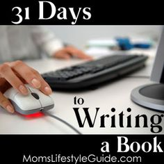 31 Days to Writing a Book