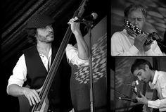 Swing Rencontre Trio - Trois musiciens, trois générations, une rencontre pas née du hasard, mais bien d'une ferveur musicale pour le swing jazz.