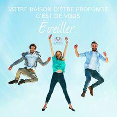 Votre raison d'Être profonde, c'est de vous éveiller. Your deep life purpose is to awaken. www.lemondeseveille.com