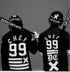 DxPE Chef T Shirt