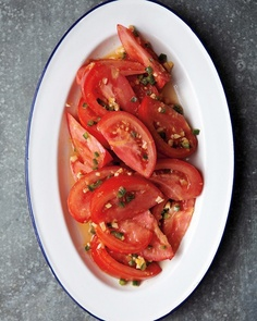 Tomatoes with Ginger, Lemon, and Chile - Martha Stewart Recipes