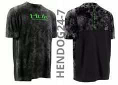 HUK PERFORMANCE ICON SHORT SLEEVE KRYPTEK TYPHON SHIRT (XL) MSRP $34.99  #HUK #GraphicTee