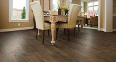 Our Stunning Crest Ridge Hickory Floor From Pergo Is Truly