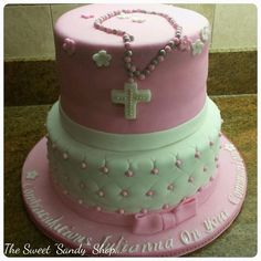 Communion cake Communion Cakes, Sweet, Shop, Desserts, Candy, Tailgate Desserts, Deserts, Dessert, Food Deserts