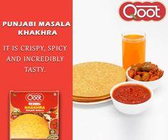 #Khakhra , #Spicy , #QootMasti http://www.qoot.in/