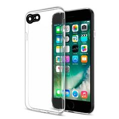 iPhone 7 Case, by Insten The Cat Eyes High Quality TPU Case with Camera Lens Protector For Apple iPhone 7 - Clear