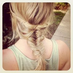 fish tail <3