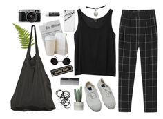 summer by pijittra on Polyvore featuring Monki, Bensimon, Laneus, Spicher and Company, Sephora Collection and Chapstick