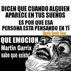 Aquí encontraras memes para reír un rato, noticias de Garrix, y algun… #detodo # De Todo # amreading # books # wattpad
