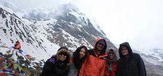 Annapurna Base Camp Trek - 8 Days  http://www.landmarkdiscoverytreks.com/annapurna-base-camp-trek-8-days.html