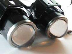 Projector Fog/Driving Lights