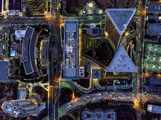 Le quartier de Century City, à Los Angeles