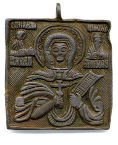 Святая Великомученица Параскева Пятница, 18 век.