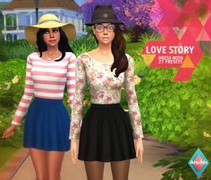 #Sims4   Anubis LOVE STORY - Dress with 27 presets