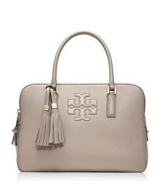 992c03299a3 Thea triple-zip satchel