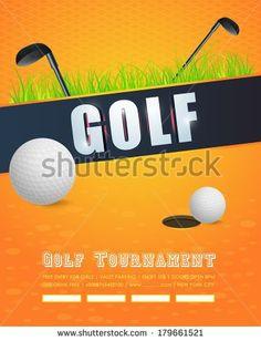 stock-vector-golf-concept-flyer-poster-ad-design-vector-template-179661521.jpg (360×470)
