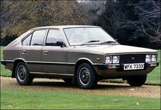 the Hyundai Pony - should have been called the Hyundai Monster!
