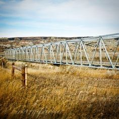 A classic structure!  #littlemissouririver  #watfordcity #northdakota #highway85 #theodorerooseveltexpressway #longxtrail #bridge #badlands #river beautifulbakken #marysphotos