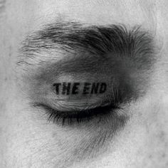 The End | @andwhatelse