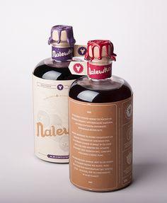 Nalewka | #packaging #bottledesign