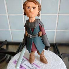 Anakin Cake Topper