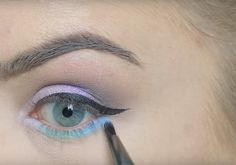 Colourpop - Prance Creme Gel | Pastel Ombre Makeup Tutorial for Spring 2016, check it out at http://makeuptutorials.com/ombre-makeup-tutorial/