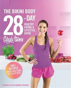 Kayla Itsines Bikini Body Guide 28-minute workouts are energetic, high-intensity, plyometric training sessions that help women achieve healthy, strong bodies. Itsines'' Sweat with Kayla app is the best selling fitness app in the world for a reason. The Bikini Body 28-Day Healthy Eating & Lifestyle Guide is full of Kayla''s meal plans, recipes, and motivating information to help you live a healthy and balanced lifestyle. Kayla makes exercising and healthy eating achievable ...