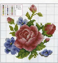 Brilliant Cross Stitch Embroidery Tips Ideas. Mesmerizing Cross Stitch Embroidery Tips Ideas. Cross Stitch Bird, Cross Stitch Flowers, Cross Stitch Charts, Cross Stitch Designs, Cross Stitching, Cross Stitch Embroidery, Embroidery Patterns, Cross Stitch Patterns, Zoom Zoom