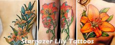 Com - Page 4 of 5 - Find Your Coolest Tattoo Easily Stargazing, Cool Tattoos, Watercolor Tattoo, Coolest Tattoo, Finding Yourself, Lily, Cool Stuff, Orchids, Lilies