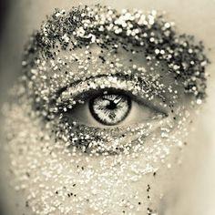 energy is exchanged through eye contact